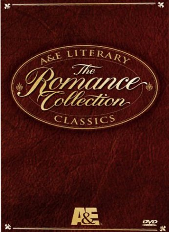 A&E Literary Classics - The Romance Collection Megaset (Pride and Prejudice / Emma / Victoria & Albert / Tom Jones / Jane Eyre / Lorna Doone / Ivanhoe / The Scarlet Pimpernel)
