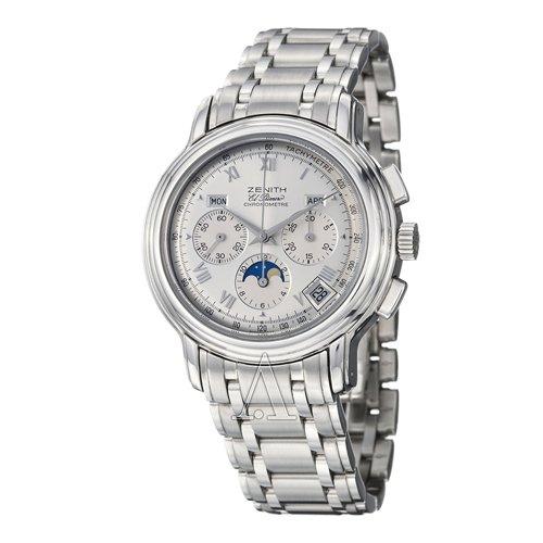 New Zenith Chronomaster T El Primero Mens Watch 02.0240.410/02.M241