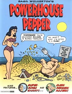 Cover of &quot;Powerhouse Pepper&quot;