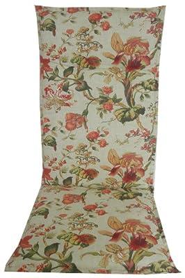 beo A518 Barcelona HL Saumauflage für Hochlehner circa 48 x 119 cm, circa 5 cm Dick von beo auf Gartenmöbel von Du und Dein Garten
