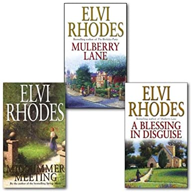 Elvi Rhodes Collection 3 Books Set border=