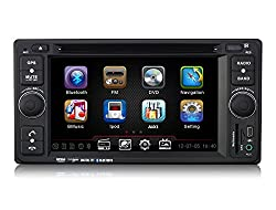 See Pumpkin For Toyota Rav4/Yaris/Vios/Highlander/Corolla/Camry/Land Cruiser 6.2 inch In Dash HD Touch Screen Car DVD Player FM/AM Radio Stereo GPS Navi Navigation System Details