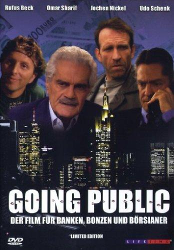 Going Public - Der Film für Banken, Bonzen und Börsianer [Limited Edition]