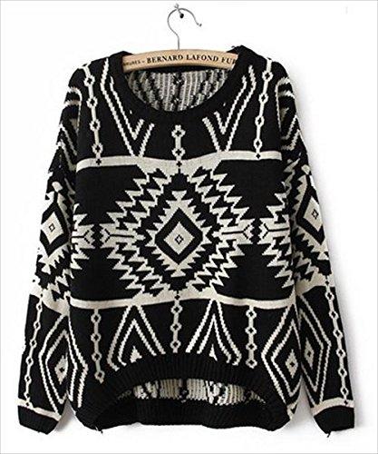 Amazon.co.jp: (フルールドリス)Fluer de lis ゆったり セーター アパレル レディース ファッション 服 327-t1-6862bf: Amazonファッション通販