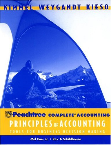 Principles of Accounting, with Annual Report, Peachtree Complete Accounting
