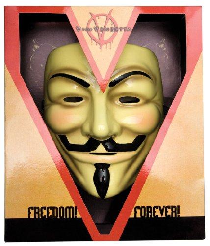 3700 V For Vendetta Collectors Mask/Display Box