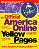 The Official America Online Yellow Pages (0078824168) by Kaufeld, John