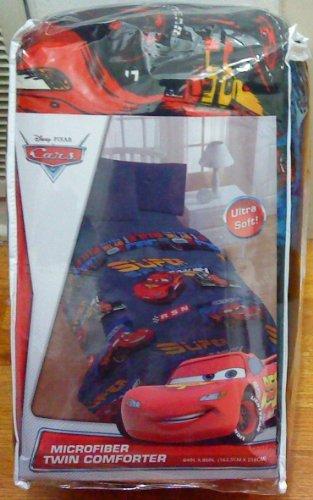 Disney Cars Twin Bed