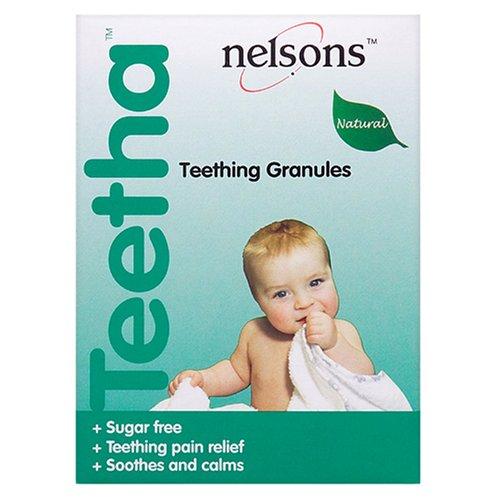 Teetha - Nelson's Natural Teething granules