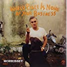 World Peace Is None Of Your Business [VINYL]