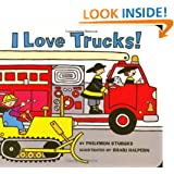 I Love Trucks! Board Book