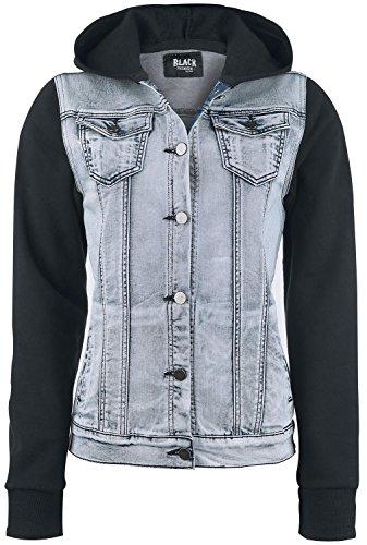 Black Premium by EMP Denim Jacket Giacca donna blu XL