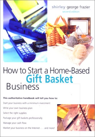 Image for How to Start a Home-Based Gift Basket Business