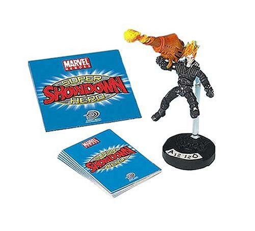Buy Marvel Legends Showdown Booster Pack Expand Your Battles Ghostrider