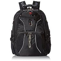SwissGear ScanSmart Laptop Computer Backpack SA1923 (Black) Fits Most 15 Inch Laptops