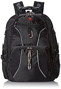 SwissGear ScanSmart Laptop Computer Backpack SA1923 (Black) Fits Most 15 Inch Laptops