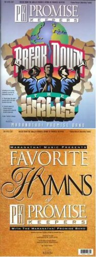 Break Down the Wall/Favorite Hymns of Pk [Songbook] (Promise Keepers) (Chris Brown Sheet Music compare prices)
