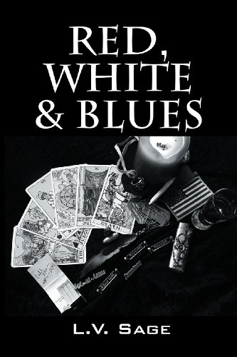 Red, White & Blues by L.v. Sage ebook deal