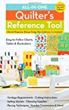 All-in-One Quilter's Reference Tool: Updated (1607058529) by Hargrave, Harriet