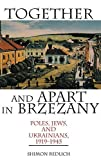 img - for Together and Apart in Brzezany: Poles, Jews, and Ukrainians, 1919-1945 by Shimon Redlich (2002-05-03) book / textbook / text book