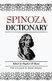 Spinoza Dictionary (0806529644) by D. Runes, Dagobert