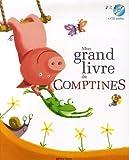 echange, troc Hervé Le Goff - Mon grand livre de Comptines (1CD audio)