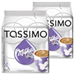 Tassimo Milka Hot Chocolate, Pack of...