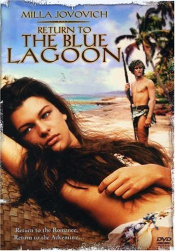 Return to Blue Lagoon [DVD] [1991] [Region 1] [US Import] [NTSC]