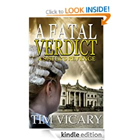 A Fatal Verdict (The Trials of Sarah Newby)