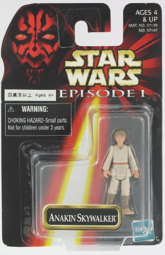 Star Wars Episode 1 Anakin Skywalker