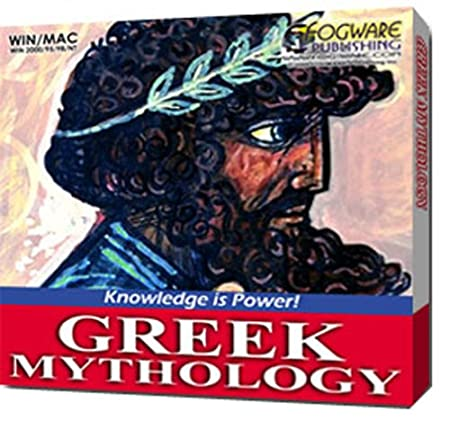Greek Mythology (Jewel Case)
