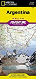 img - for Argentina (National Geographic Adventure Map) book / textbook / text book