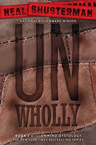 read online unwholly unwind dystology book 2 by neal