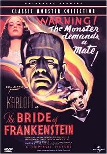 "Cover of ""The Bride of Frankenstein (Univ..."