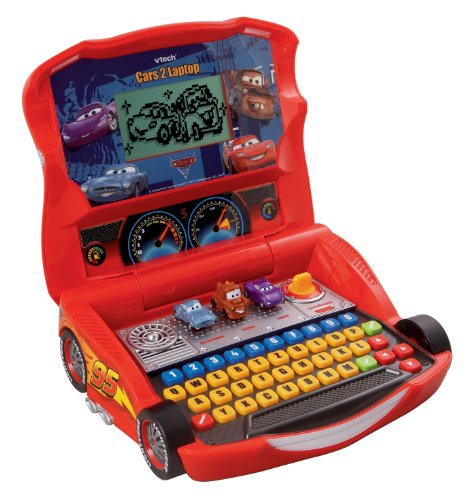 VTech 80-120904 - Cars 2 Laptop