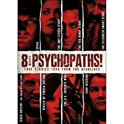 8 Movies: Psychopaths! V.2
