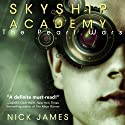 The Pearl Wars: Skyship Academy, Book 1 Audiobook by Nick James Narrated by Jeffrey Kafer