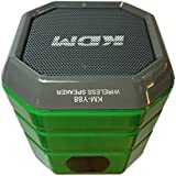 QUALE® Emerald Sapphire Portable Wireless Bluetooth Speaker Compatible With Acer Liquid Zest Jade E700 / 2 / S...