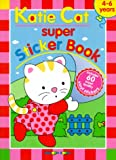 img - for Balloon: Katie Cat Super Sticker Book book / textbook / text book