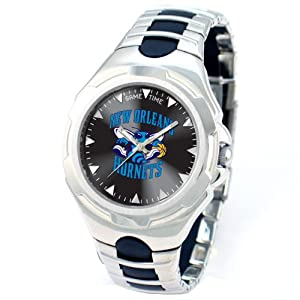 NBA Mens NBA-VIC-NO Victory Series New Orleans Hornets Watch by Game Time