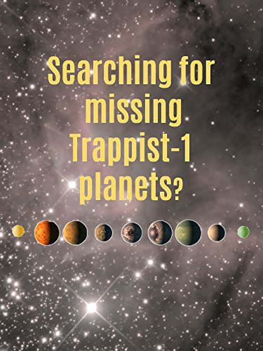 Searching for missing Trappist-1 planets