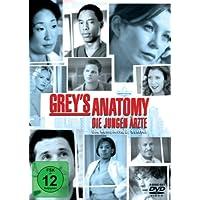 Grey's Anatomy: Die jungen �rzte - Die komplette 2. Staffel [8 DVDs]