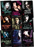 Rachel Caine The Morganville Vampires 9 Books Set Pack RRP £62.91 (Ghost Town, Glass Houses, The Dead Girls Dance, Midnight Alley, Feast of Fools, Lord of Misrule, Carpe Corpus, Fade Out, Kiss of Death) (The Morganville Vampires Collection)