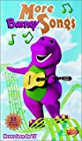 Barneys:More Barney Songs [VHS]