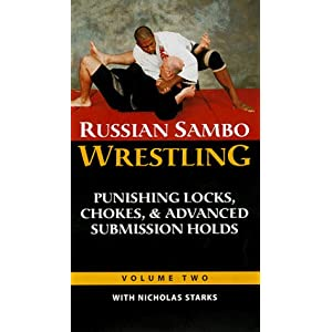 Russian Sambo Wrestling movie