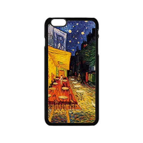 Van Gogh iPhone 6s Case,Van Gogh Cafe Terrace At Night Case for iPhone 6 or iPhone 6s TPU Case (4.7 inch)