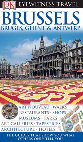 DK Eyewitness Travel Guide to Brussels
