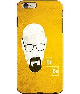 EU4IA BREAKING BAD MATTE FINISH 3D MATTE FINISH Back Cover Case For iPhone 6 ...