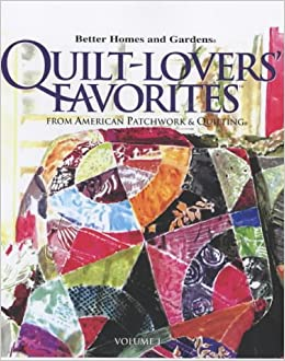 Quilt-Lovers' Favorites from American Patchwork and Quilting, Vol. 2