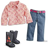 """American Girl Saige - Saige's Parade Outfit for 18"""" Dolls - American Girl of 2013"""